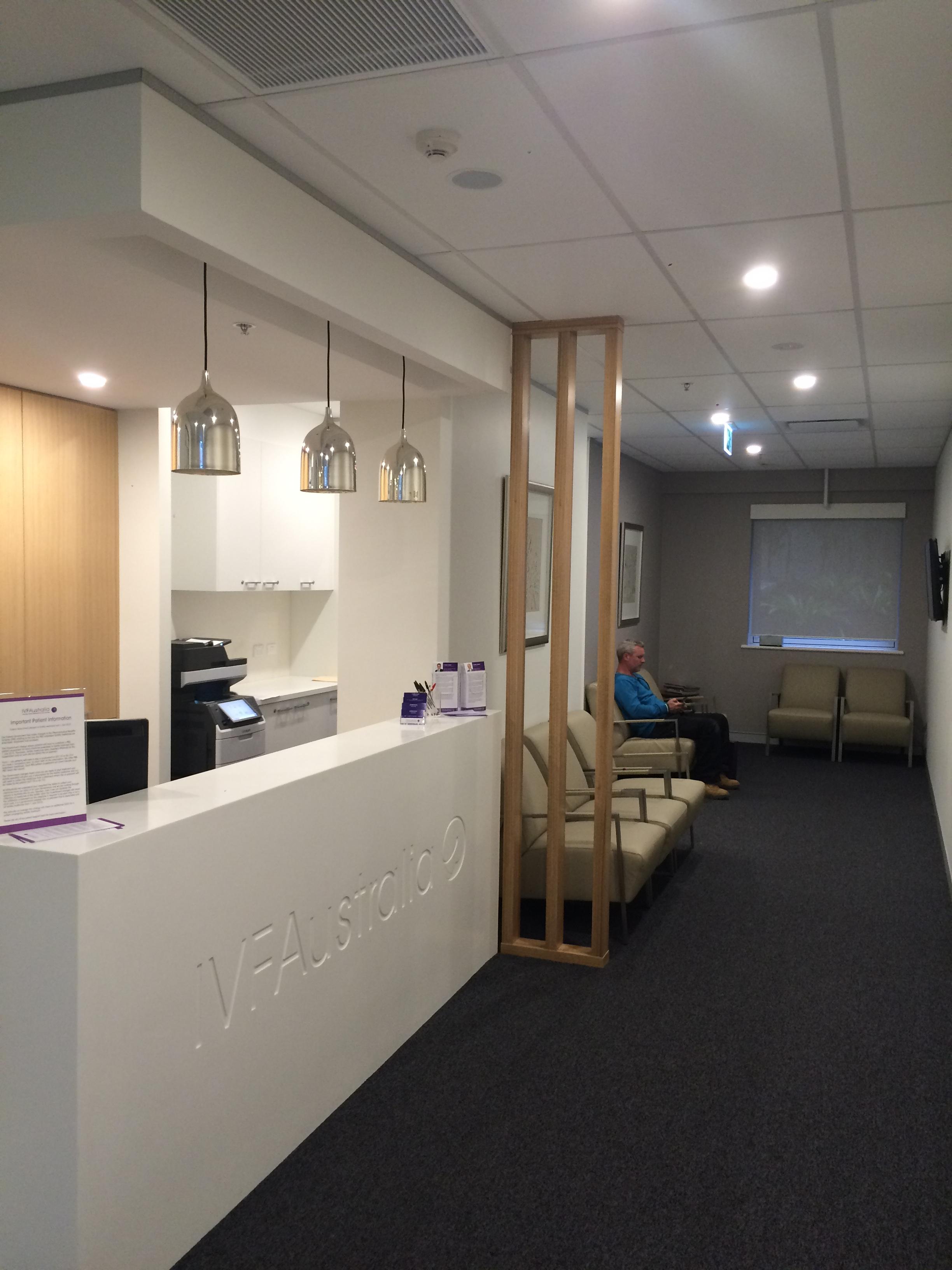 IVF Australia Wahroonga Reception