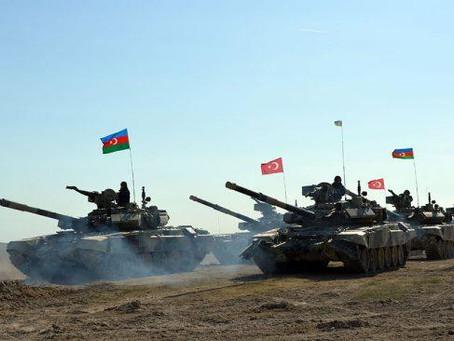 Azərbaycan taborları İrəvan - Gümrü istiqamətində irəliləyəcək