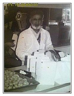H M Bashir Mughal