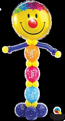 Smiley Birthday Party Friend Giant