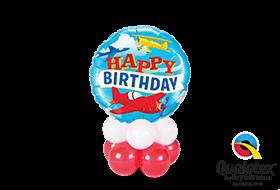 Birthday Airplane Mini