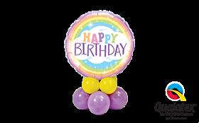 Birthday Rainbow Mini