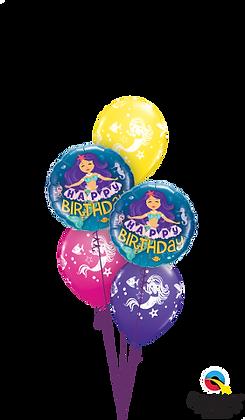 Birthday Mermaid Classic
