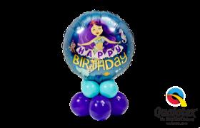 Birthday Mermaid Mini