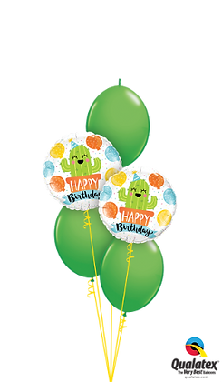 Birthday Cactus Classic