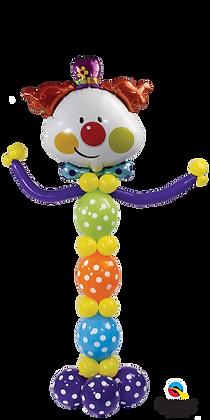 Cute Clown Party Friend Giant