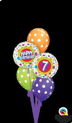 Age Dots Birthday Classic