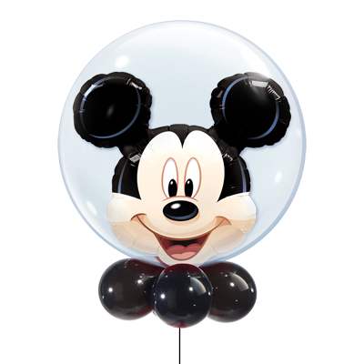 Disney Mickey Mouse Double Bubble