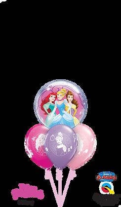 Disney Princess Bubble Layer