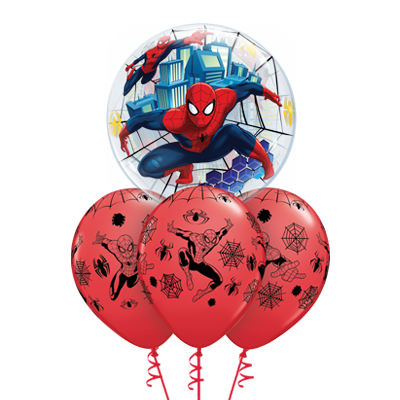 Marvel's Spider-Man Bubble Layer