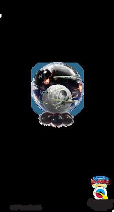Star Wars Double Bubble