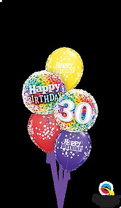 Birthday Confetti Classic