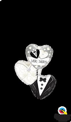 Mr & Mrs Triplet