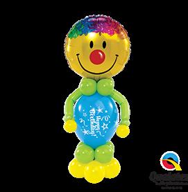 Smiley Birthday Party Friend Mini