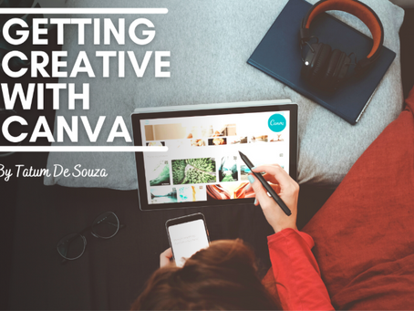 Getting Creative with Canva!