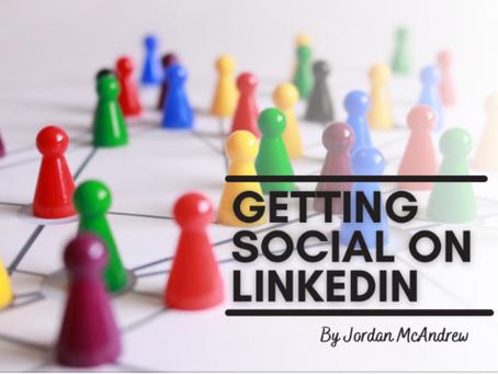 Getting Social on LinkedIn!