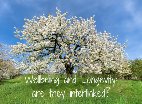 Wellbeing and Longevity: are they interlinked?