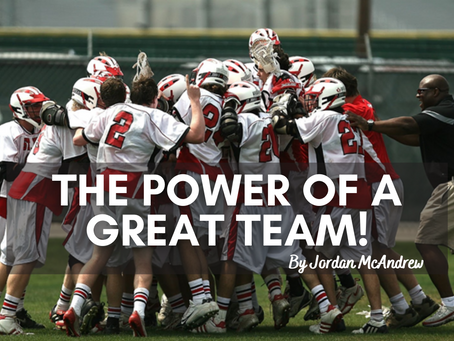 The Power of a Great Team