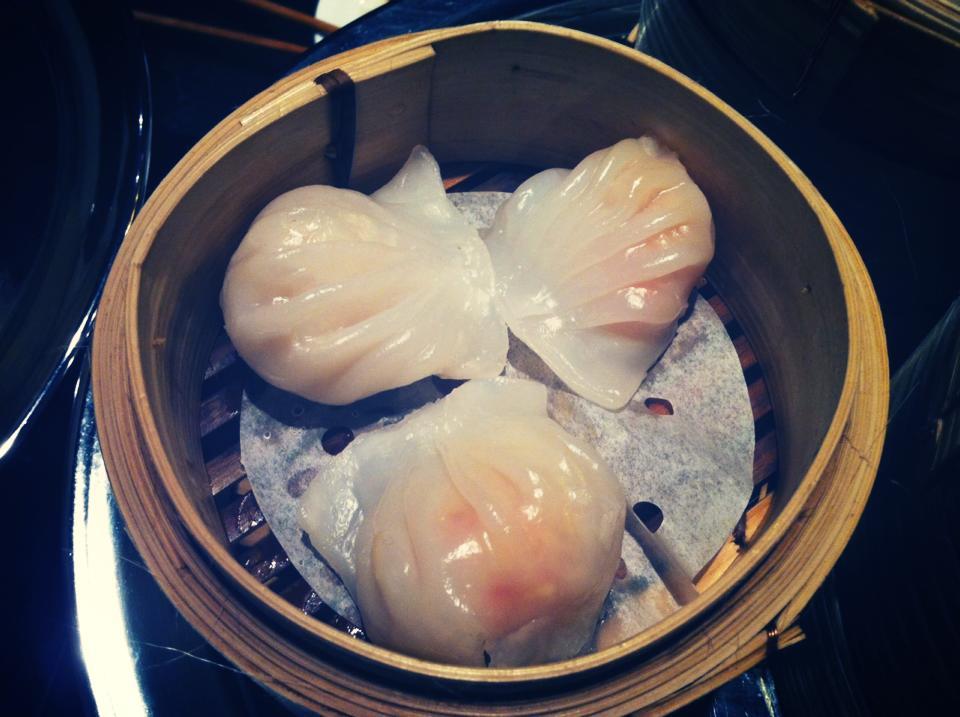Raviolis aux crevettes - Ha Kao