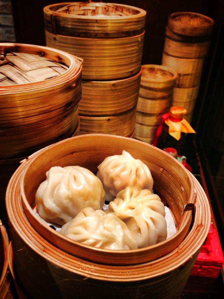 Brioche au porc - Xiao Long Bao