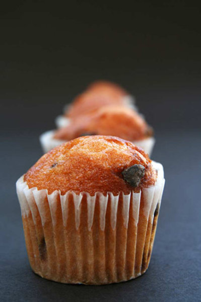 NEW! Raisin Bran Cinnamon Muffins