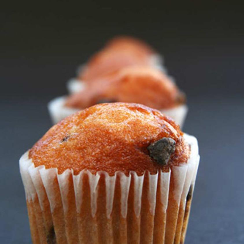 05/05 - Muffin zucchine e pancetta