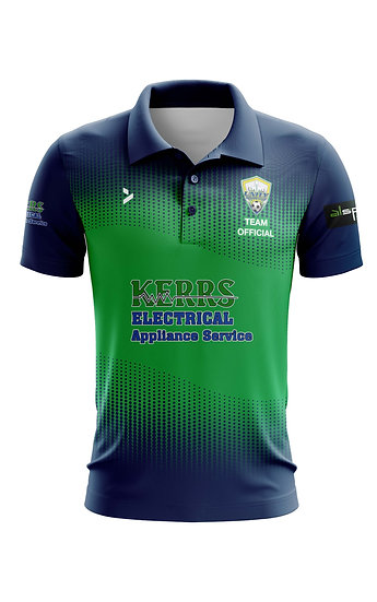 2021 Team Official Polo Shirt