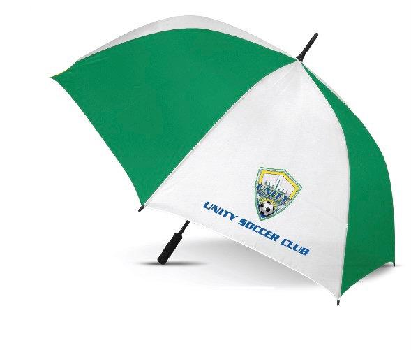 Unity Soccer Club Umbrella