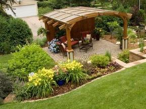 Pergolas en tu jardin!