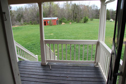 View from Backporch