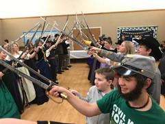 Brotherhood of Sword Award Ceremony