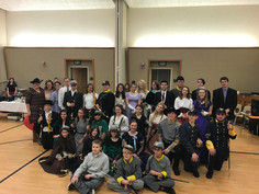 All youth that received Brotherhood of Sword award