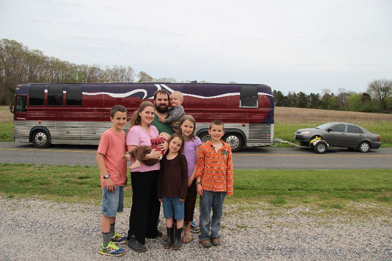 Thomas Family and RV
