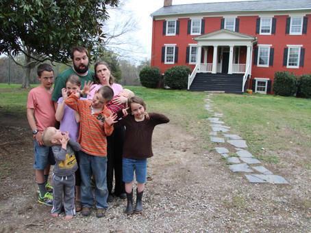 Thomas Family Whole Life Adventure 2020 Update