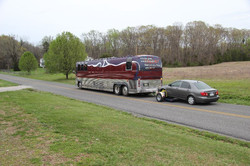 Thomas Bus Leaving