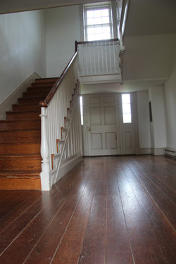 Front Foyer and Stairs
