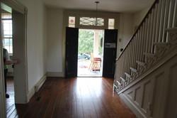 Front Foyer Facing Front Door