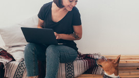 ¿Qué hacer con tus mascotas durante una cuarentena por coronavirus?