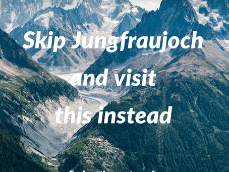 7 amazing reasons to visit SCHILTHORN and skip Jungfraujoch- Top of Europe 💖