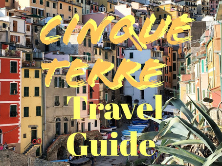 The Cinque Terre all in one guide!!Photo Spots , things to do , best time to visit & much more 🤔