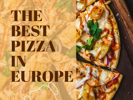 The story of how me & my S.O had the best Pizza in Europe, and had our faith in humanity restored!🥰