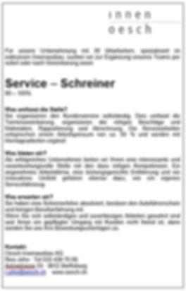 Inserat Service Schreiner.JPG