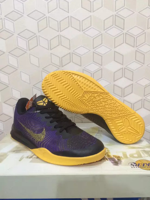 sports shoes c6ea1 377bd The Nike Kobe Mentality 2 men s basketball shoes take inspiration from  Kobe s playing style to give you the ultimate performance on the court, ...