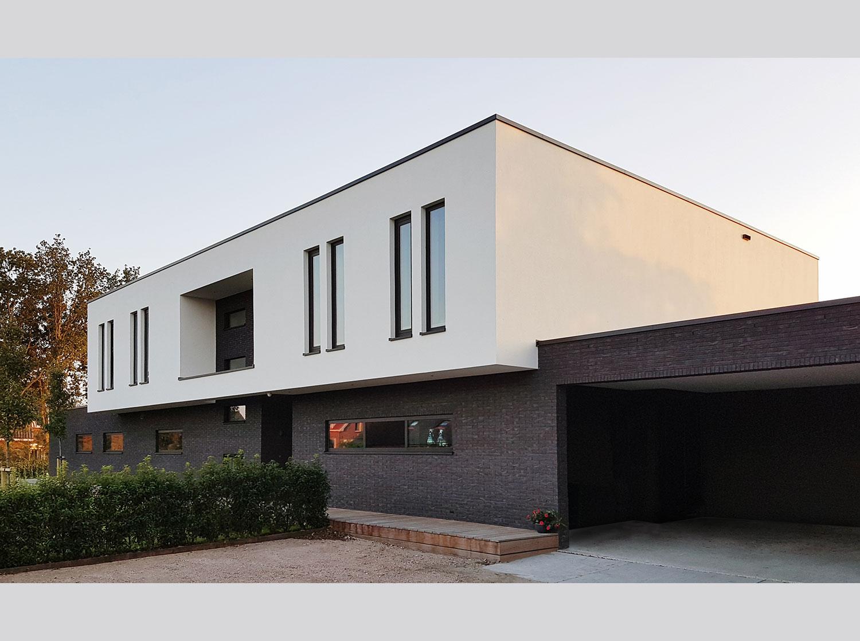 Villa te Rijnsaterwoude