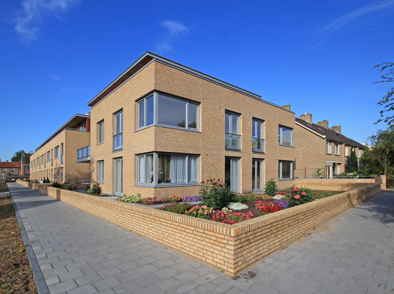 Bernhardstraat te Warmond
