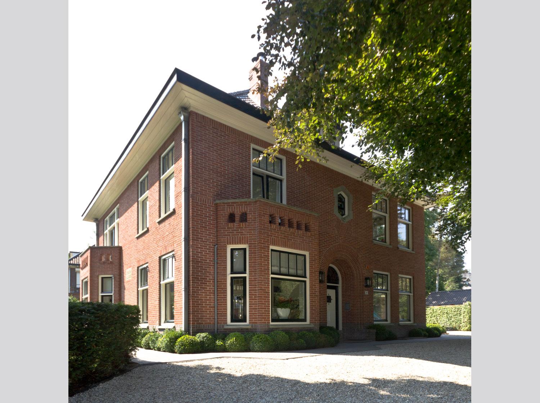 Verbouwing villa te Bloemendaal