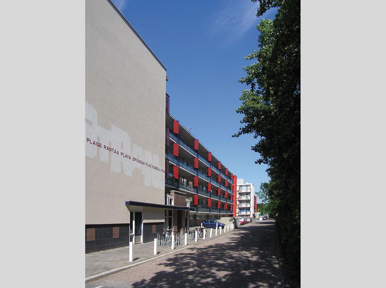Renovatie Complex 305 te Katwijk