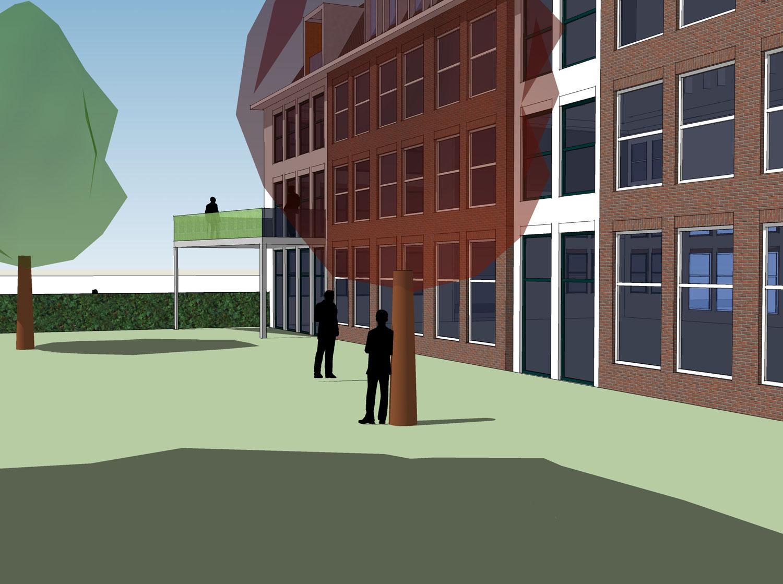 't Huis op de Waard te Leiden