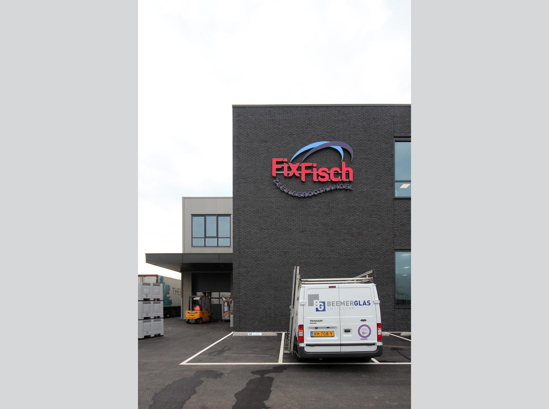 Fix Fisch te Rijnsburg