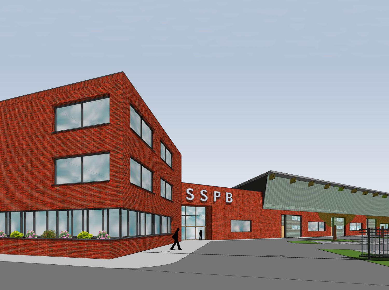 SSPB opleidingscentrum te Beverwijk